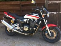 Yamaha XJR1300SP 1999 onlyi 21k miles excellent all round
