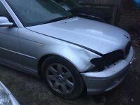 Bmw E46 320ci Coupe 2004