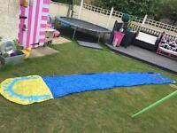 Kids Slip and Slide water slide 15ft