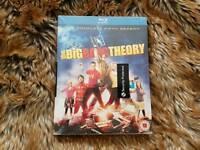 The big bang theory blu-ray