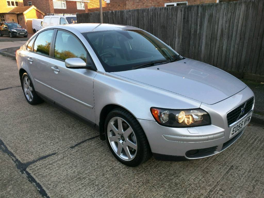 Volvo S40 Se 20 D Manual 4 Door Saloon Immaculate Condition In Ignition Wiring Diagram