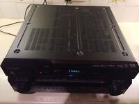 Pioneer VSX-LX50 Audio/Video 7.1 Receiver and KEF KHT-1005.1 Satellite Speakers + Subwoofer