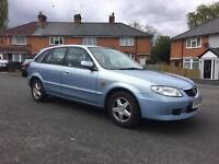 2001/51 Mazda 323F GSI 1.6 High Spec MOT 11/17