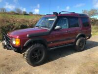 2001 Land Rover Discovery TD5 ES - Off Roader