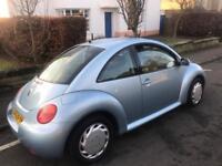 2005 (55) Volkswagen Beetle 1.6 full years mot