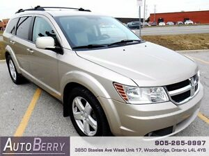2009 Dodge Journey SXT *** Certified and E-Tested *** $6,999