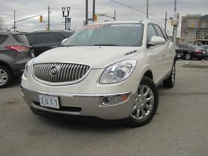2011 BUICK ENCLAVE CXL2 | Leather • NAV-DVD • AWD