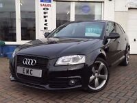 2010 60 Audi A3 2.0TDI S-LINE~BLACK EDITION~SPORTBACK~DSG~ONE OWNER FROM NEW!~
