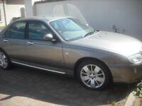 2005 Rover 75 2.5 V6 Contemporary SE Auto 4 door for rehab / spares