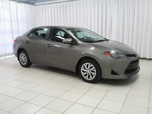 2017 Toyota Corolla WHAT A GREAT DEAL!! LE SEDAN w/ HEATED SEATS