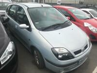 Renault Scenic Fidji 2003. Mot. Leather PERFECT, LEATHER,RECENT SERVICE
