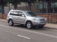 2004 Nissan Xtrail 2.5 Sport Automatic, Full Nissan Service History, One Owner from New, Must See!