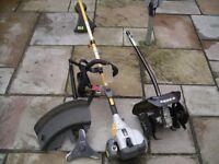 Ryobi 30cc petrol Strimmer/Brush cutter/Rotavator