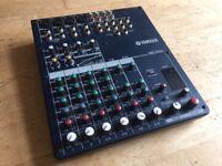 Yamaha MG102C Mixing desk