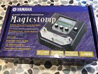 Yamaha Magicstomp Mk II Guitar Effects Processor