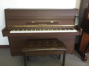 Japanese-made Yamaha piano