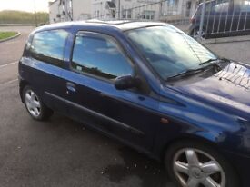 Clio for sale £500 Ono great wee run around car