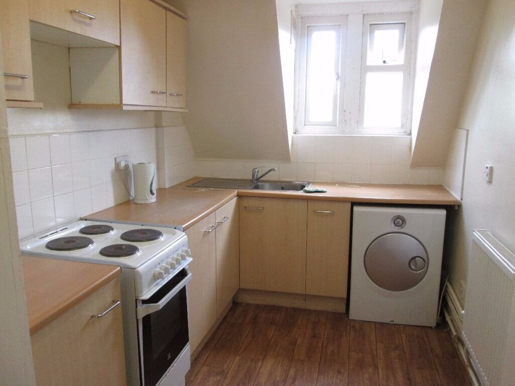 *DSS ACCEPTED* 24/7 CCTV *ONE BED STUDIO FLAT - GROUND FLOOR* OFF STREET PARKING* FLAT 18 COLLEGE RD