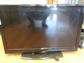 BUSH LCD40883F1080P LCD is find no damage on it but tv doesn't turn on for parts only