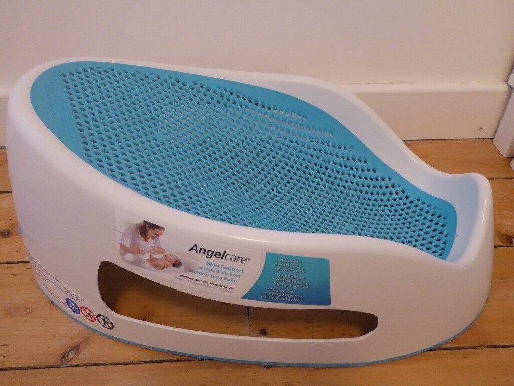 Angelcare Soft Baby Bath Support, Blue   in Dagenham, London   Gumtree