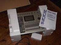Zoom MRS-1608 MultiTrak Recording Studio – as new condition