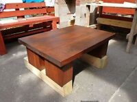 Rustic Coffee Table /Living Table Solid wood