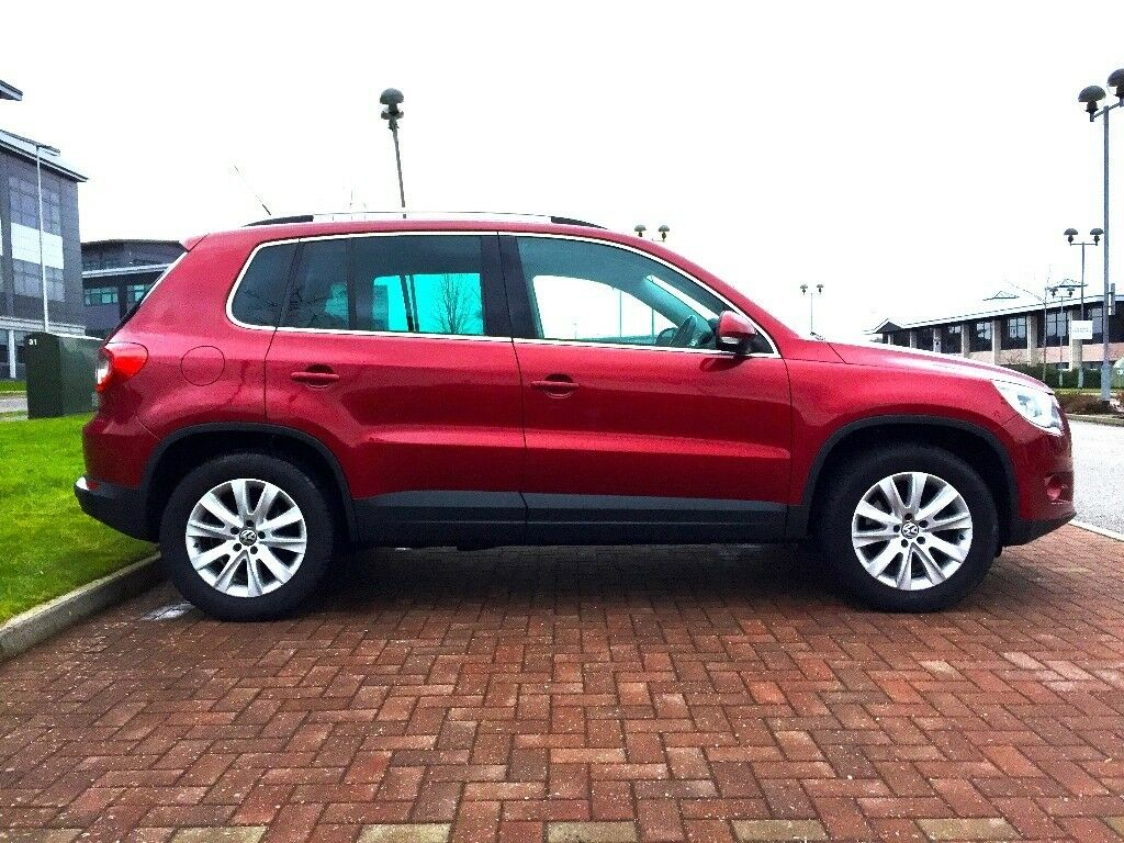 Volkswagen Tiguan 2.0 TDI Match 4Motion 5dr - Very High Spec 170bhp Compact 4x4 SUV