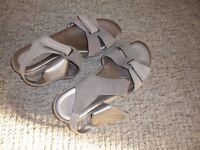 Adjustable Straps Sandals