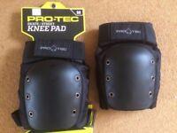Pro Tec Knee Pads Medium never used
