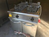 3 PHASE ELECTRIC FRYER CATERING COMMERCIAL KITCHEN FAST FOOD SHOP TAKE AWAY RESTAURANT BBQ CAFE
