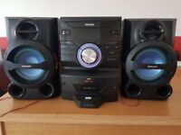 Philips mini hi-fi system Fwm200d