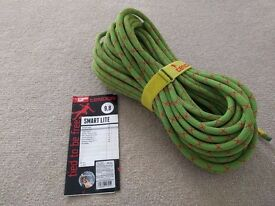 Single rope 30m 9.8mm never used