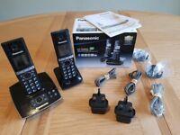 Panasonic Digital Cordless Phone and Answer Machine (KX-TG8062)