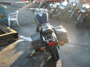 2003 Kawasaki Vulcan 500 (parts bike) London Ontario image 3