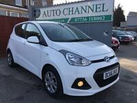 Hyundai i10 1.2 se hatchback automatic. 1 Year free warranty!