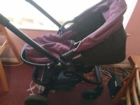 Graco evo pushchair for sale