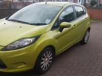 **Reduced price due to purchase of new car**Ford Fiesta - Automatic - Low Mileage - FSH -Air Con
