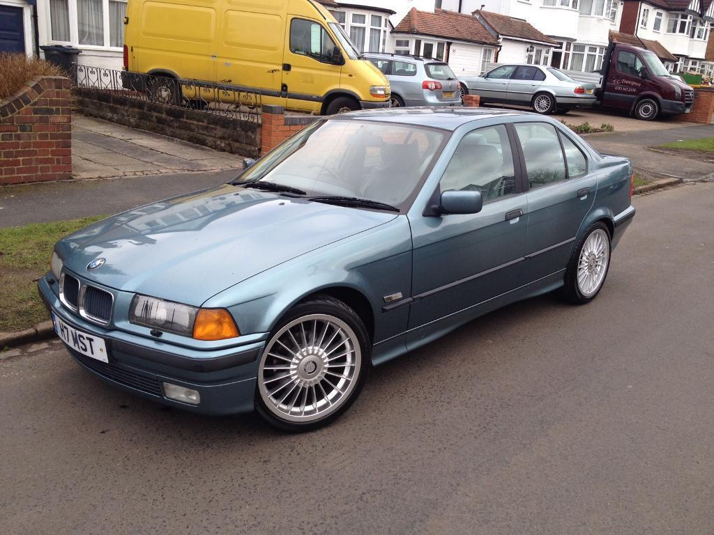 bmw 328i se automatic 1996 2 8cc 1996 saloon low miles in tyseley west midlands gumtree. Black Bedroom Furniture Sets. Home Design Ideas