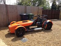 R1 powered raw striker kit car for sale, first seen will buy for sure!