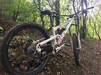 Scott Voltage FR20 Downhill bike