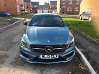 Mercedes cla 1.6, amg sport, (pannroof)