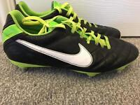 Nike tiempo football boots size 7