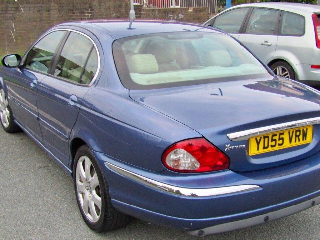 Jaguar X type 2.2 Desiel . Mot till