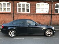 bargain 2007 bmw 3 series 94k miles- hpi clean