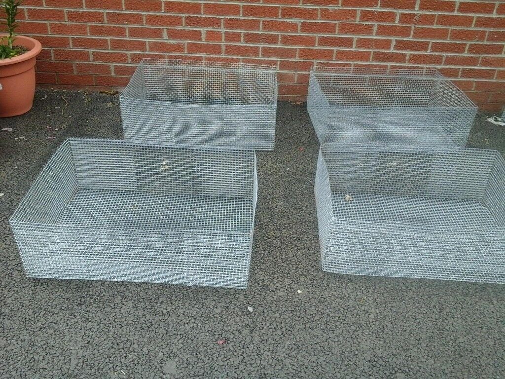 garden wire rock/stone retainers | in County Antrim | Gumtree