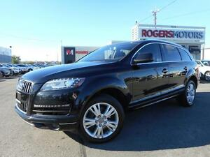 2013 Audi Q7 3.0T QTRO - NAVI - PANORAMIC ROOF