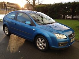 2007 Ford Focus 1.6 Sport 3 door - One Lady Owner