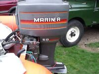 mariner 60 hp outboard