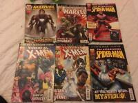 Marvel comics £7