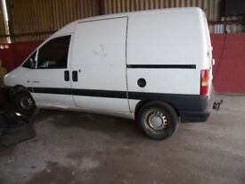 for sale citroen dispatch 12 mths mot